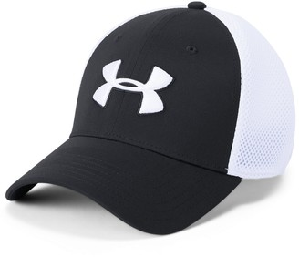 Under Armour Men's UA Microthread Golf Mesh Cap