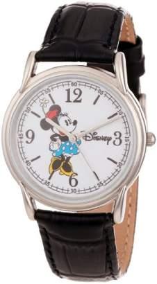 EWatchFactory Disney Men's W000534 Minnie Mouse Cardiff Watch