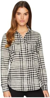 Billabong Venture Out Woven Top Women's Clothing