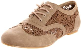 Wanted Women's NEAT lace up oxford