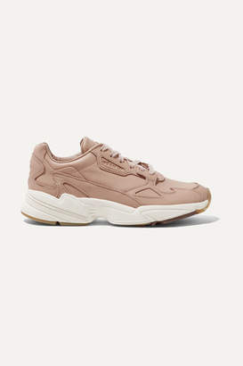 adidas Falcon Leather Sneakers - Sand