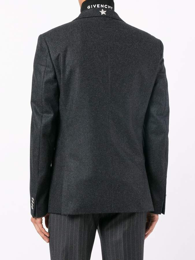 Givenchy single breasted jacket