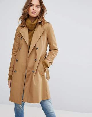 Warehouse Trench Coat $158 thestylecure.com