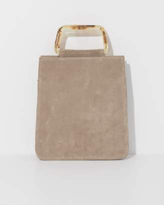 CLYDE Sand Rectangle Bag