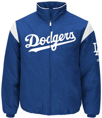Majestic Men's Los Angeles Dodgers On-Field Thermal Jacket