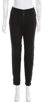 Alexander McQueen Mid-Rise Skinny Jeans