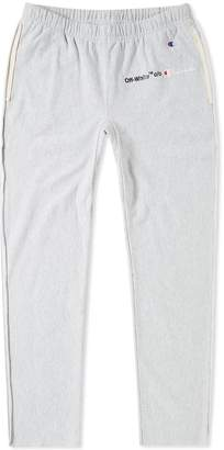 Off-White Off White x Champion Sweat Pant