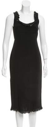 Valentino Embellished Evening Dress