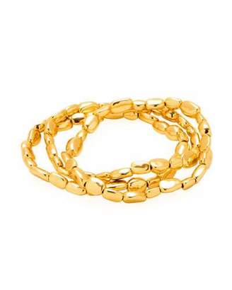 Gorjana Avery Bead Bracelets, Set of 3
