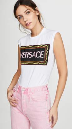 Versace Logo Tee