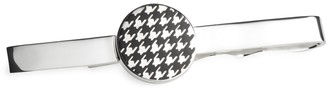 Brooks Brothers Houndstooth Tie Bar