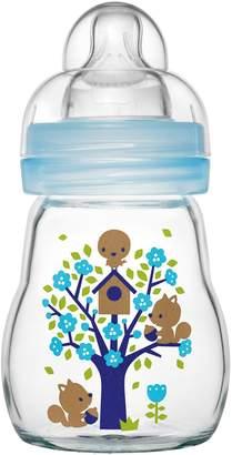Mam BabyCentre Feel Good Glass Bottle