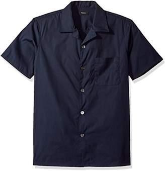Theory Men's Havana Wealth 50's Shirt