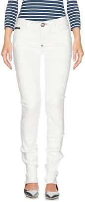 Philipp Plein Denim pants - Item 42649462PG