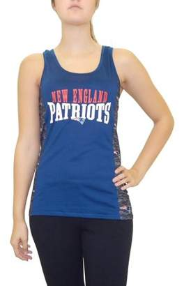 NFL New England Patriots Phenom Ladies' Tank Top