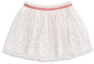 First Impressions Baby Girl's Polka Dot Tulle Skirt
