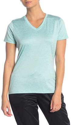 Fila USA Stretch Knit V-Neck T-Shirt
