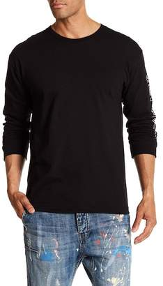 Obey Worldwide Outline Crew Neck Sweater