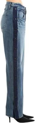 3x1 Joy Snap Away Two Tone Denim Jeans