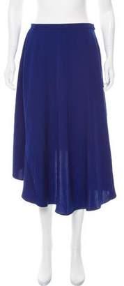 Kenzo Asymmetrical Midi Skirt