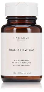 One Love Organics Brand New Day Microderma Scrub and Masque