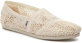 Toms Alpargata Moroccan Crochet Slip-On - Women's
