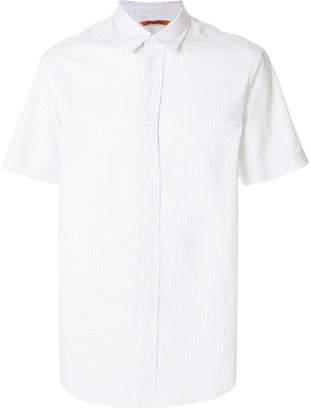 Barena shortsleeved button shirt