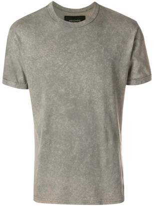Mr & Mrs Italy back-print speckled T-shirt