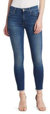 Mother High Waisted Denim Jeans