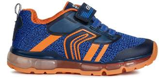 Geox Kid's Android Light-Up Sneakers