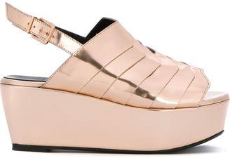 Robert Clergerie 'Fanny' sandals $650 thestylecure.com