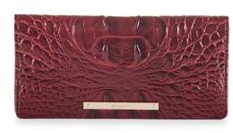 Brahmin Ady Embossed Leather Wallet