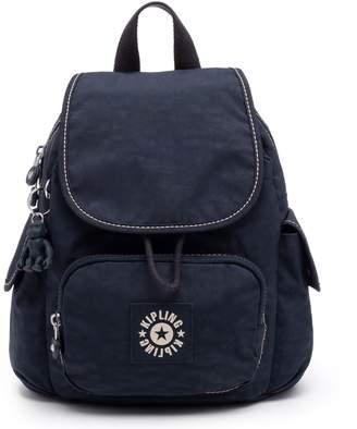 Kipling Nylon Flap Entry Backpack - Citypack XS