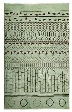 Moroccan Area Rug, 6' x 9'3