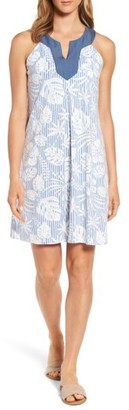 Women's Tommy Bahama Monstera Mash Shift Dress $99.50 thestylecure.com