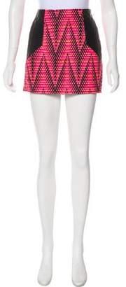 American Retro Mini Novelty Skirt