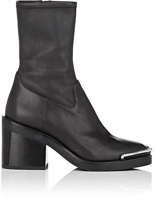 Alexander Wang Women's Hailey Leather Ankle Boots