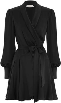 a5f6e543b38c0 Zimmermann Wrap Dresses - ShopStyle