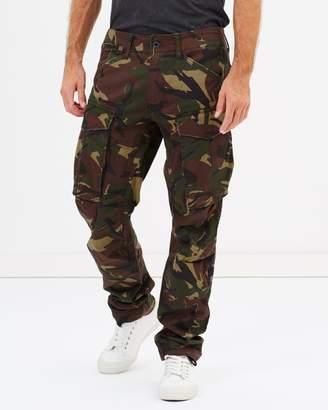 G Star Rovic Zip 3D Tapered Pants
