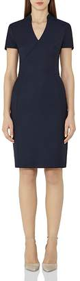 REISS Indis Tailored Dress $340 thestylecure.com