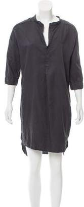 Cp Shades Woven Knee-Length Dress