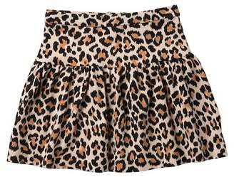 Kate Spade classic leopard skirt (Big Girls)