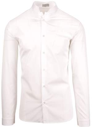 Christian Dior Mandarin Collar Shirt