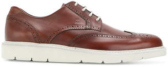 Hogan lace up brogues