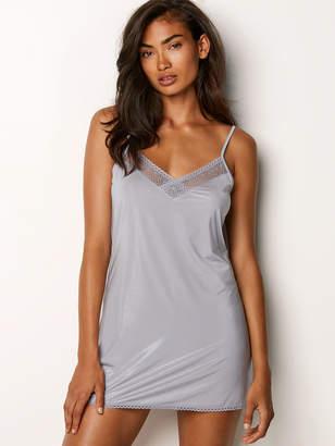 Victoria's Secret Victorias Secret Lace-trim Slip