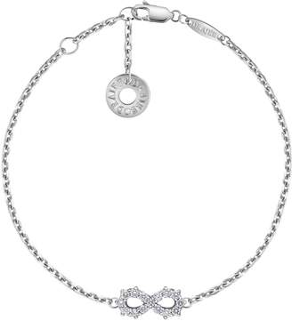 DRAJÃE London - Infinity Diamond Bracelet