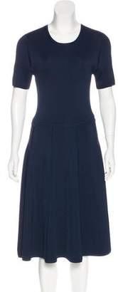Jason Wu A-Line Midi Dress