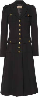 Michael Kors Princess Reefer Virgin Wool Coat