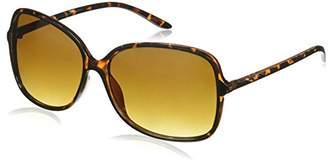 Foster Grant Women's Pf 18 Round Sunglasses