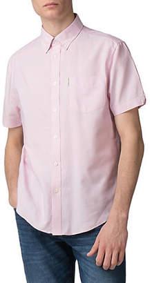 Ben Sherman Core Short-Sleeve Oxford Sport Shirt